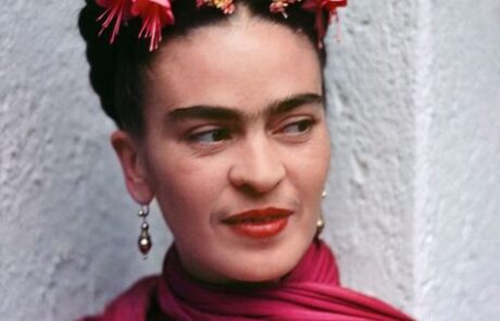 make your Frida Kahlo crown